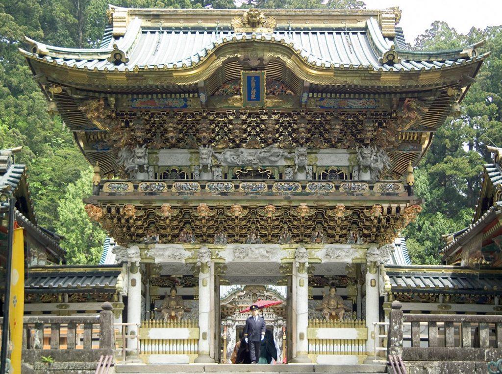 puerta yomeimon nikko