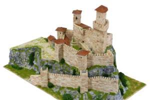 castillos feudales maquetas