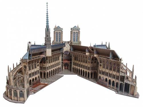 catedral notre dame maqueta (1)