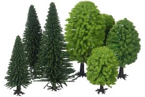vegetacion ferromodelismo