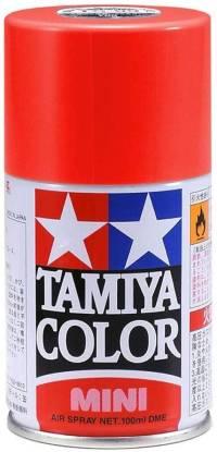 pintura tamiya modelo a escala