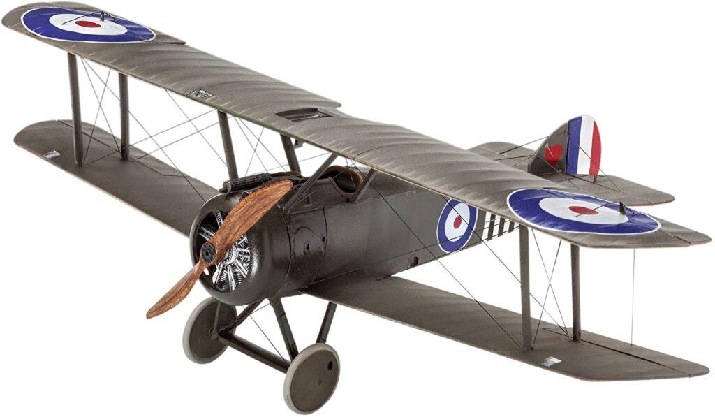 maqueta-avion-wwi-sopwith-camel-f1