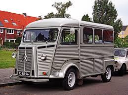 maqueta furgoneta antigua citroën h