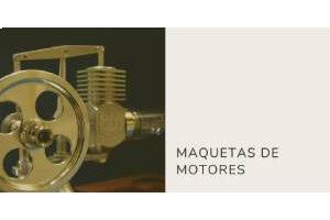 maqueta motores que funcionan