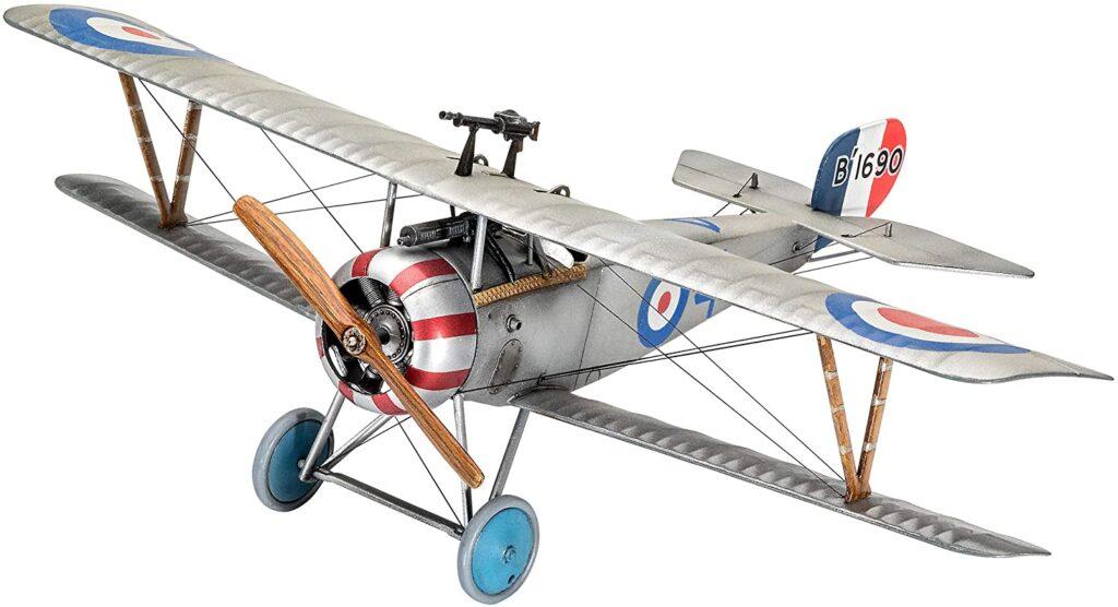 maqueta-nieuport-17-avion-wwi