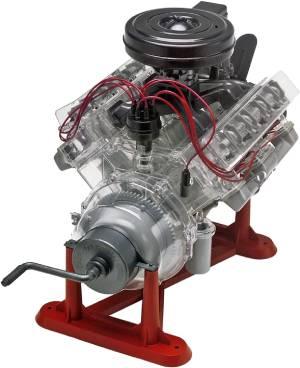 motor-v8-maqueta-funcional