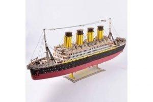 maqueta titanic amazon