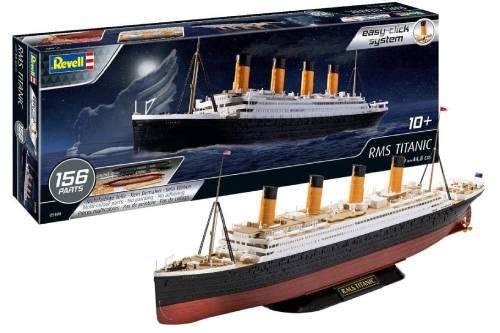 mejor maqueta titanic
