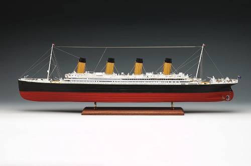 maqueta titanic RMS