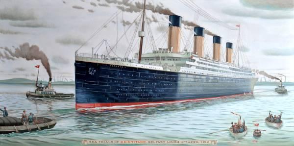 mejores maquetas titanic comprar